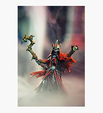 Lich - Reaper Miniatures Photographic Print