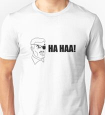 HA HAA! Unisex T-Shirt
