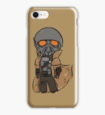 Chibi Veteran Ranger iPhone Case/Skin
