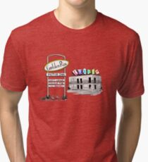 Golden Rim Motor Inn - The Luxury Tri-blend T-Shirt