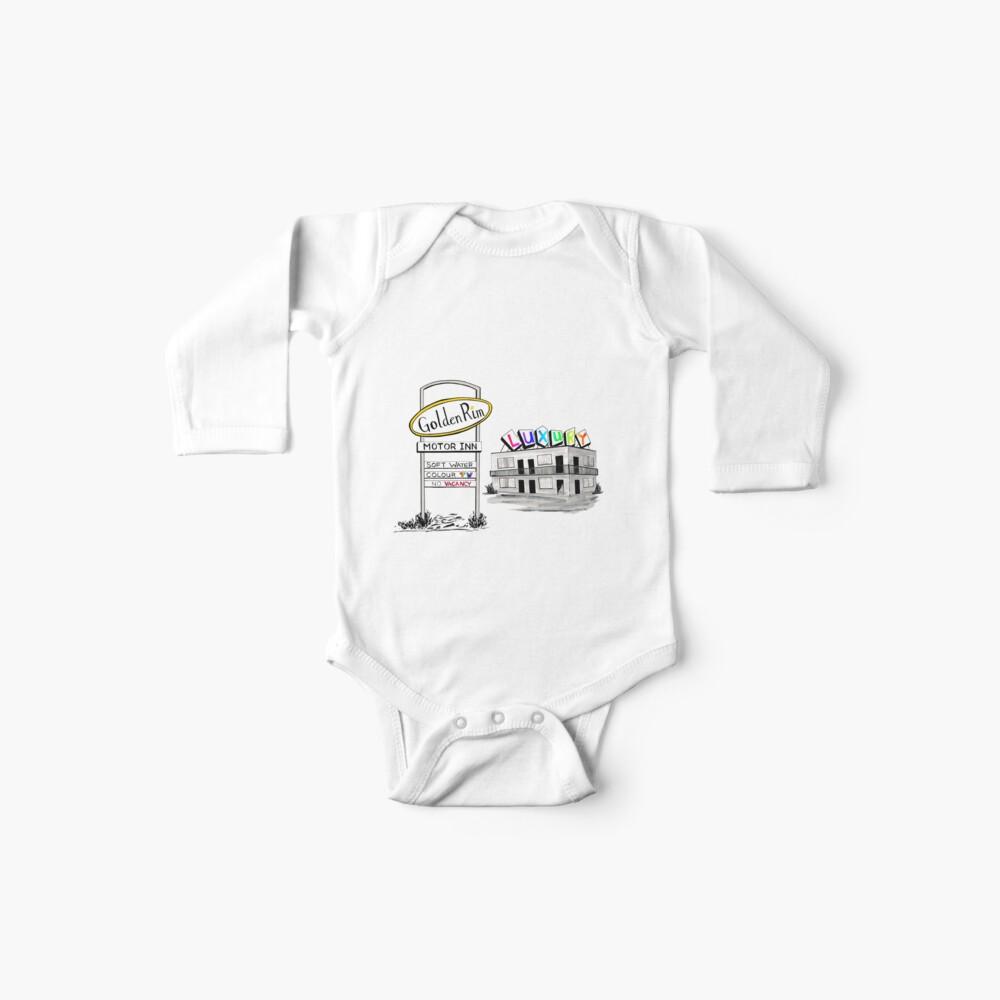 Golden Rim Motor Inn - Der Luxus Baby Body