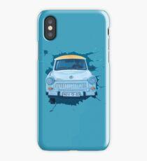 Berlin Wall - Trabant iPhone Case/Skin