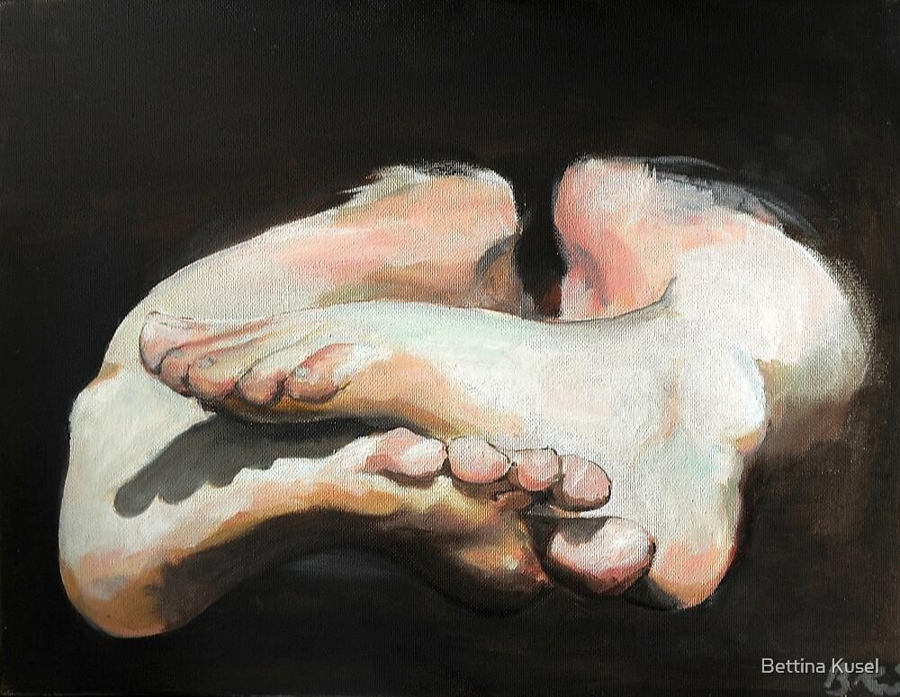 crossed by Bettina Kusel
