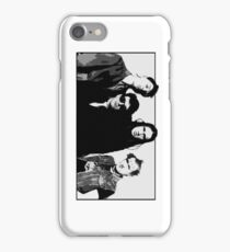 The Young Ones B&W iPhone Case/Skin