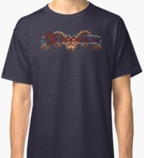 Shadowrun (SNES Title Screen) Classic T-Shirt