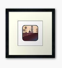 There's an app for that Hotel California Framed Print