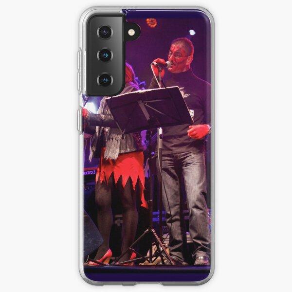 Live Music  - Haloween 2012, Derry  Samsung Galaxy Soft Case