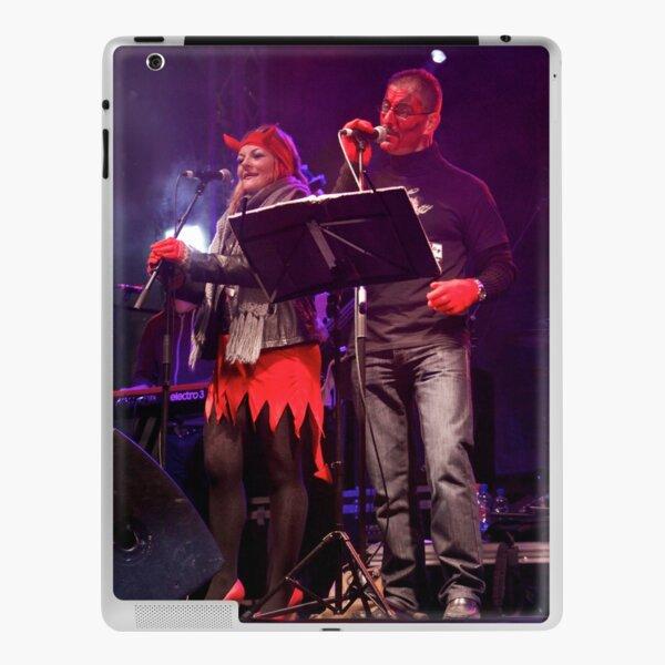 Live Music  - Haloween 2012, Derry  iPad Skin
