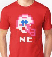 Tecmo Bowl, Tecmo Super Bowl, Tecmo Bowl Shirt, Tecmo Bowl T-shirt, Tecmo Bowl Helmet, NE Helmet, NE Unisex T-Shirt