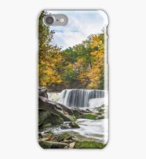 Great Falls with Great Color iPhone Case/Skin