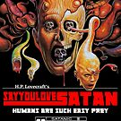 Say You Love Satan 80s Horror Podcast - From Beyond by sayyoulovesatan