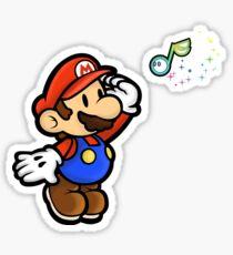 Paper Mario  Sticker
