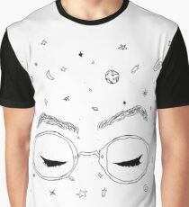 Dodie Clark - Freckles and Constellations Graphic T-Shirt