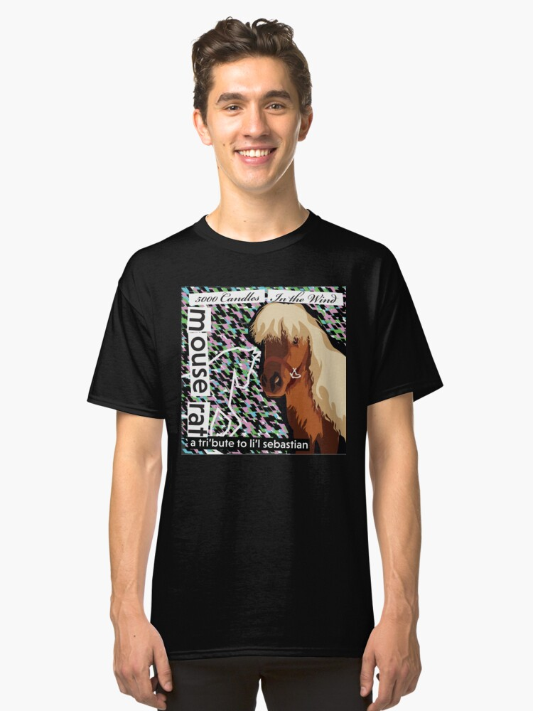 Alternate view of 5000 Candles in the Wind Classic T-Shirt