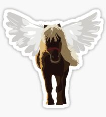 Fly High Li'l Sebastian  Sticker