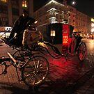 Kraków Magic Cab . by Brown Sugar & Evita KittyCat. Views 1250 . by © Andrzej Goszcz,M.D. Ph.D