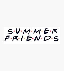 Chance the Rapper - Summer Friends Photographic Print