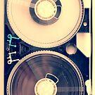 Old video cassette by Andreas  Berheide