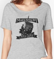 Maelstrom Women's Relaxed Fit T-Shirt