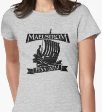 Maelstrom Women's Fitted T-Shirt