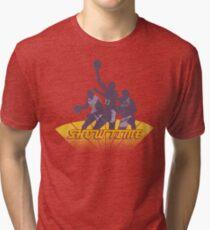Lakers - Showtime! Tri-blend T-Shirt