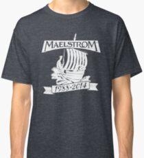 Maelstrom (WHITE) Classic T-Shirt