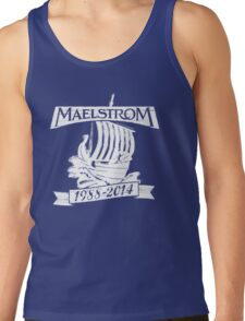 Maelstrom (WHITE) Tank Top