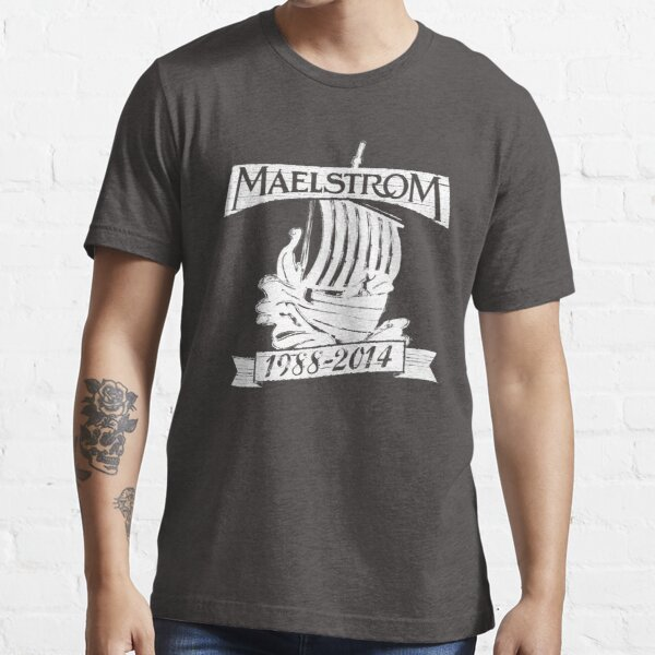 Maelstrom (WHITE) Essential T-Shirt