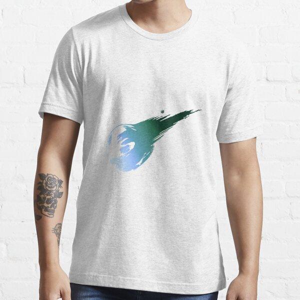 Final Fantasy VII Meteor Logotipo Camiseta esencial