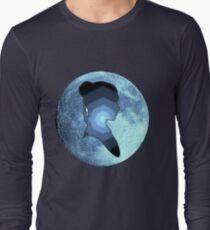 Princess Leia moon Long Sleeve T-Shirt