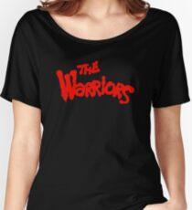 The Warriors Women's Relaxed Fit T-Shirt