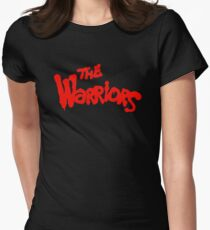The Warriors Womens Fitted T-Shirt