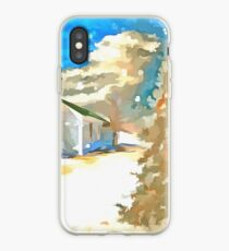 Christmas In The Country iPhone Case