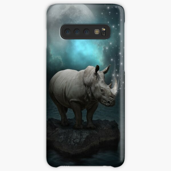 Power Is No Blessing In Itself v.2 (Protect the Rhino)  Samsung Galaxy Snap Case