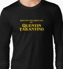 Quentin Tarantino Titles T-Shirt