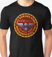 5300 GT STRADA Bizzarrini S.p.A LIVORNO Logo T-Shirt