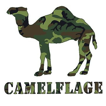 CAMELflaged by TheFuzzyPepe