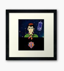 Doctor Jew - David Tennant Framed Print