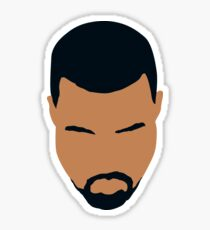 Kanye West Sticker
