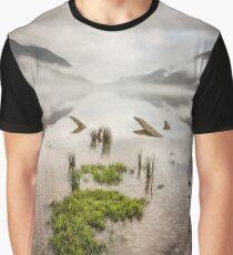 Stillness  Graphic T-Shirt