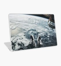 I'd love to change the world Laptop Skin