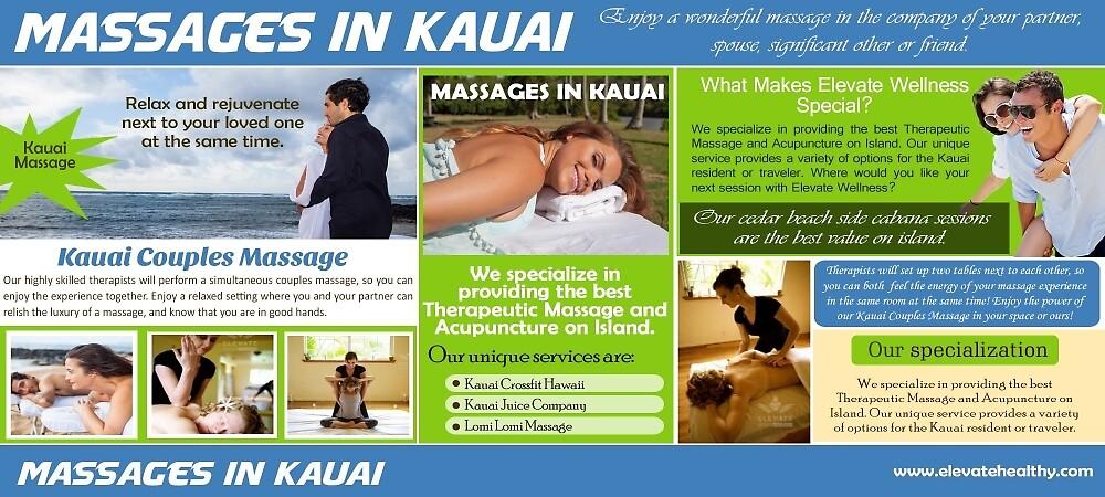 Kauai Couples Massage by Kauai Couples Massage