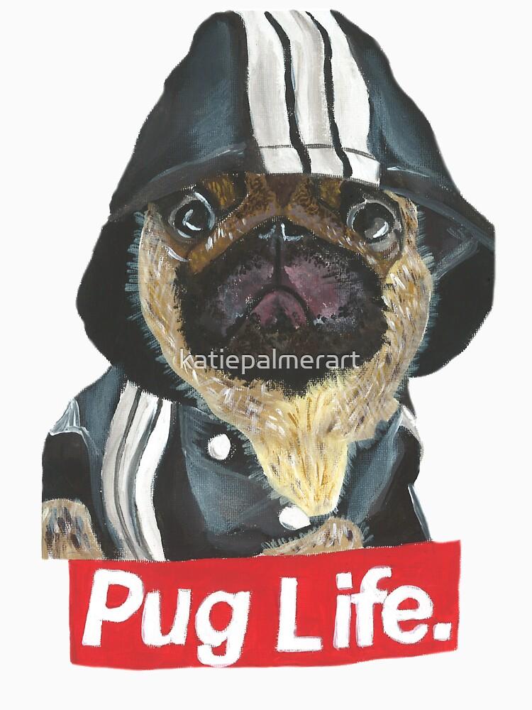 Pug Life - KP Art