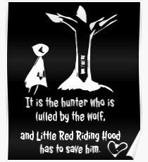 Little Red Riding Hood T-Shirt  Poster
