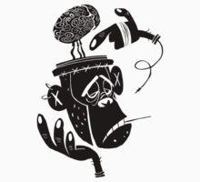 Numb Skull Monkey | Unisex T-Shirt