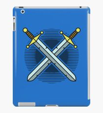 Crossed Swords iPad Case/Skin
