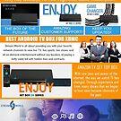 Amazon tv set top box by KodiLiveTV