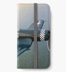 F4U-5 Corsair iPhone Wallet/Case/Skin