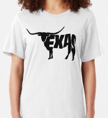Texas Longhorn Slim Fit T-Shirt