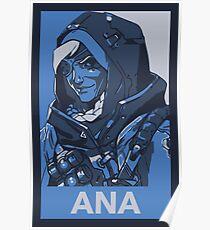 Ana HOPE Propaganda Poster
